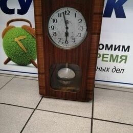 Часы настенные - Часы маятниковые настенные очз 1962, 0