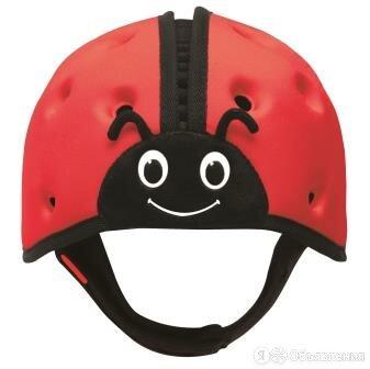 Шлем для защиты головы Божья коровка. Красный SafeheadBABY по цене 2799₽ - Защита и экипировка, фото 0