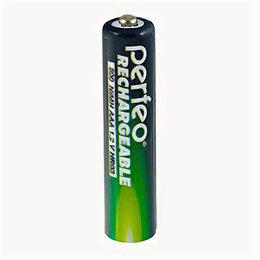 Батарейки - Аккумулятор AAA Perfeo 800mAh Ni-Mh, 0