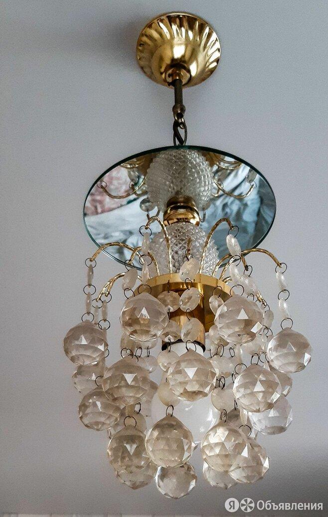 Люстра  с шариками по цене 500₽ - Люстры и потолочные светильники, фото 0