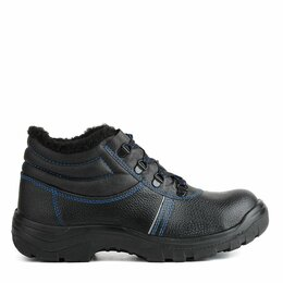 Ботинки - Ботинки ПУ металл/носок зимние, 0