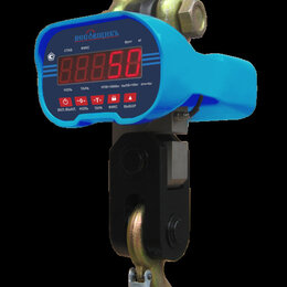 Грузоподъемное оборудование - Весы крановые 5000, 0