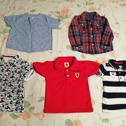 Футболки и рубашки - Рубашки и поло на мальчика 86 р. , 0