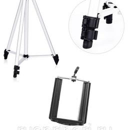 """Осветительное оборудование - Фото-штатив """"Binbo"""" для камеры и смартфонов 130 см, 0"""