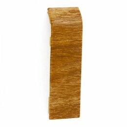 Плинтусы, пороги и комплектующие - соединитель пвх 76мм royal rico дуб шервуд 2 шт, 0