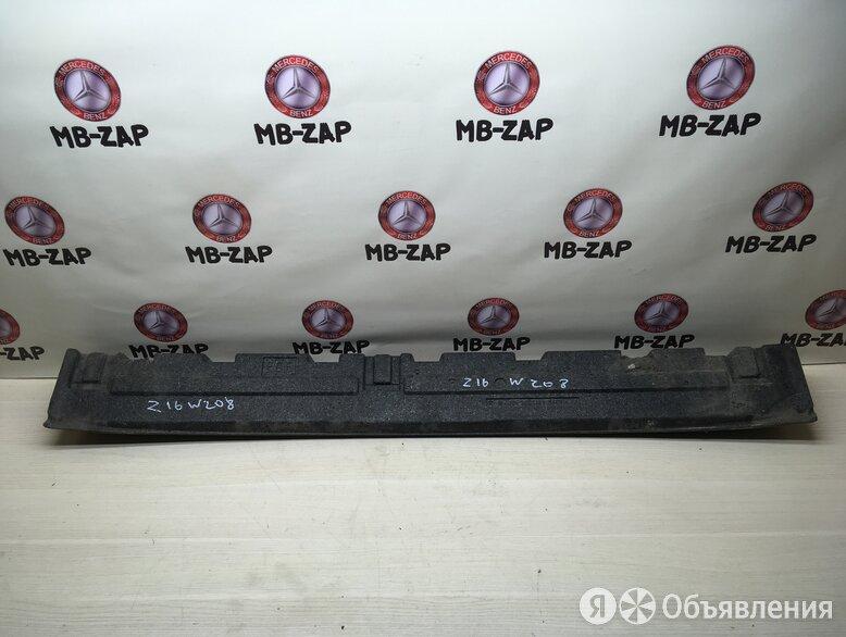 Абсорбер заднего бампера Mercedes W208 по цене 1000₽ - Кузовные запчасти, фото 0