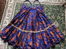 Платья - Русский сарафан, 0