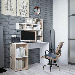 Компьютерные и письменные столы - Компьютерный стол олимп , 0