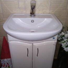 Раковины, пьедесталы - Мойка в ванную в сборе. , 0