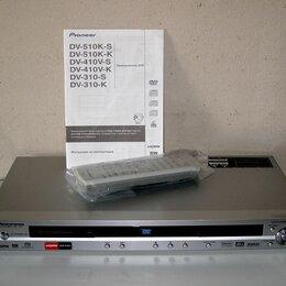 DVD и Blu-ray плееры - Плеер DVD CD Pioneer DV-696AV-S, 0