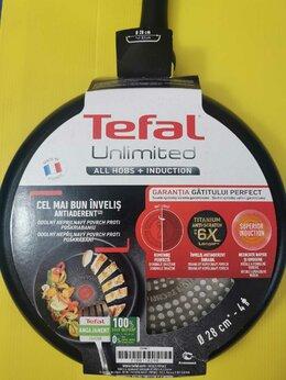 Сковороды и сотейники - Сковорода Tefal Unlimited 28см, 0