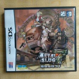 Игры для приставок и ПК - игра для nintendo ds 3ds Metal Slug 7, 0