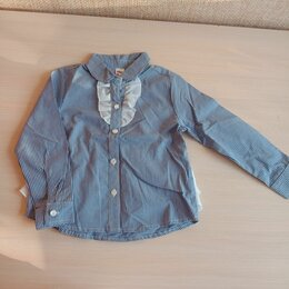 Рубашки и блузы - Рубашка для девочек 200 р., 0