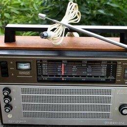 """Радиоприемники - Легендарный радиоприёмник """"Океан-214"""" (не использовался), 0"""