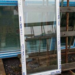 Окна - Окно, ПВХ Forte 58мм, 1402(В)х714(Ш) мм, глухое, 0