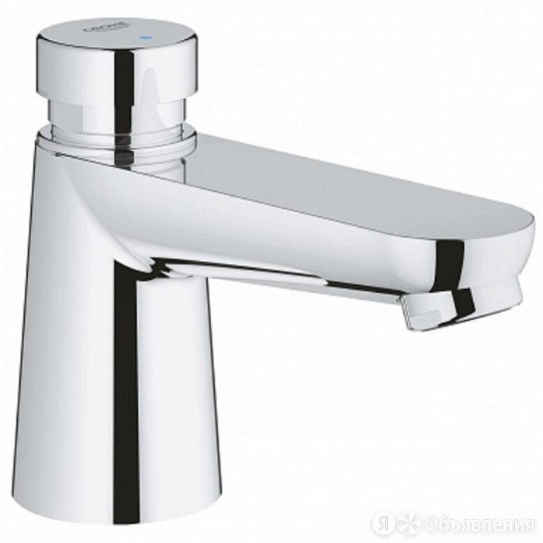 Автоматический вертикальный вентиль Grohe Euroeco Cosmopolitan T по цене 6889₽ - Краны для воды, фото 0