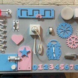 Развивающие игрушки - Бизиборд новый 600х400, 0