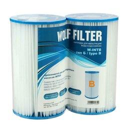 Фильтры, насосы и хлоргенераторы - Картридж для очистки воды в бассейнах для фильтрующих насосов INTEX, тип B, 2..., 0