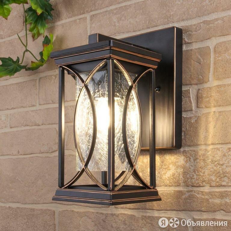 Уличный светильник Elektrostandard Spica D GL 1026D 4690389150142 по цене 5080₽ - Уличное освещение, фото 0