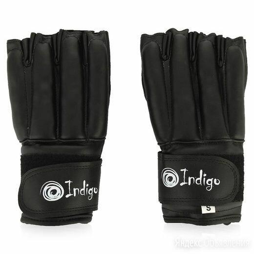 Шингарды INDIGO по цене 1400₽ - Перчатки для единоборств, фото 0