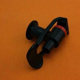Кулеры для воды и питьевые фонтанчики - Кран черный для кулера внутренняя резьба (красный), 0