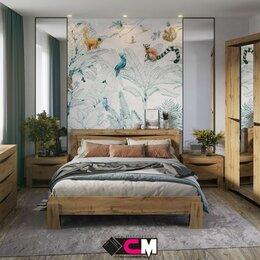 Кровати - Спальный гарнитур Паола (вариант 1) , 0