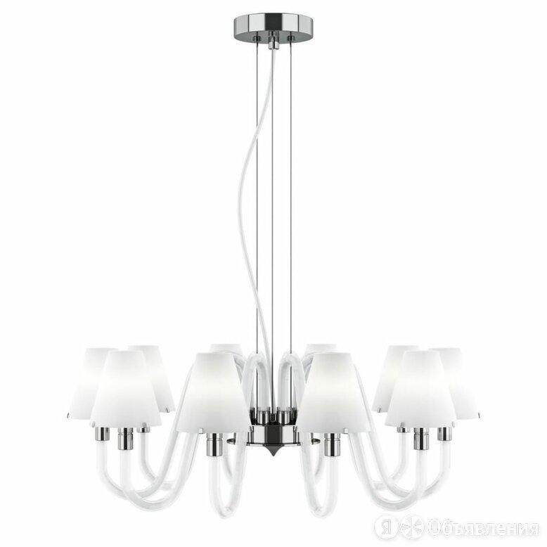 Подвесная люстра Lightstar 760106 по цене 44620₽ - Люстры и потолочные светильники, фото 0