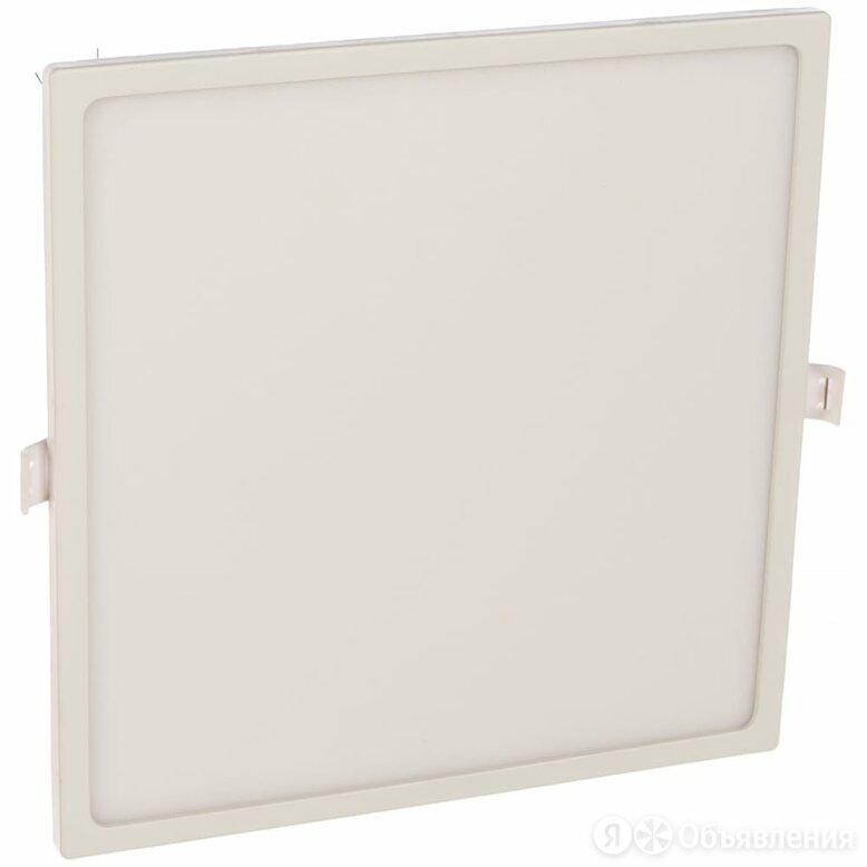 Встраиваемая квадратная светодиодная панель Apeyron 06-34 по цене 1256₽ - Мебель для кухни, фото 0