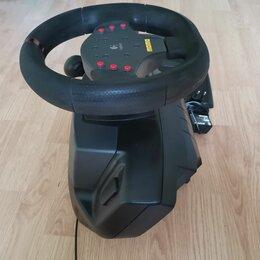 Рули, джойстики, геймпады - Игровой руль Logitech momo Racing Force Feedback Wheel , 0