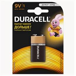 Зарядные устройства и адаптеры питания - DURACELL Элемент питания 6LR61-1BL /6LF22-1BL (10), 0