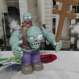 """Игровые наборы и фигурки - Гигант Зомби с малышом (""""Растения против зомби""""), 0"""