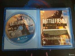 Игры для приставок и ПК - Battlefield 1 ps4, 0