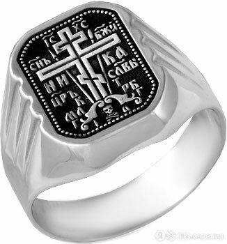 Печатка Серебро России K-063-61080_22 по цене 1660₽ - Кольца и перстни, фото 0