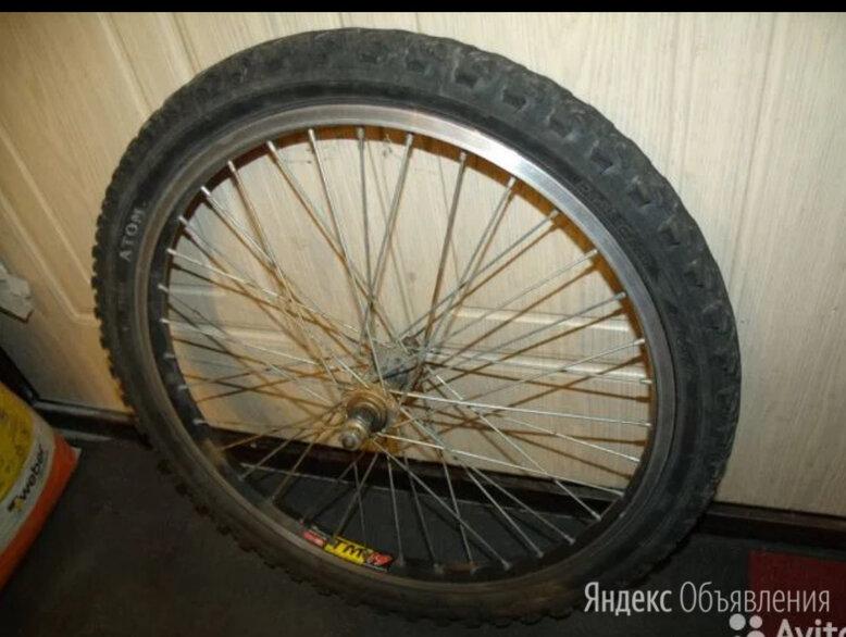 """Колеса передние задние  20"""" 26"""" по цене 600₽ - Обода и велосипедные колёса в сборе, фото 0"""