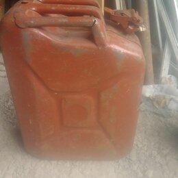 Ёмкости для хранения - Канистра 20 литров для бензина, 0