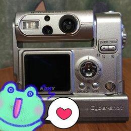 Фотоаппараты - Фотоаппарат Sony Cyber-shot DSC-F77, 0