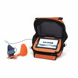 Эхолоты и комплектующие - Подводная видеокамера Camping World CALYPSO UVS-03 PLUS, 0