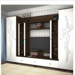 Шкафы, стенки, гарнитуры - Гостиная Флоренция 4, 0