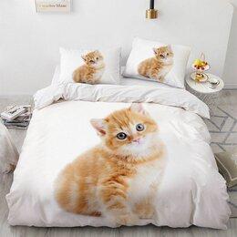 Постельное белье - Постельное белье с котиками, 0