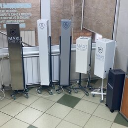 Устройства, приборы и аксессуары для здоровья - Рециркулятор бактерицидный , 0