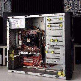 Настольные компьютеры - Системный блок 2 ядра 2.4GHz/4gb/видеокарта 512mb, 0