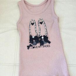 Футболки и майки - Майка футболка с балетками, 0