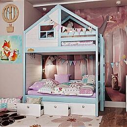 Кровати - Кровать-домик ЛегкоМаркет Сканди-1, 0