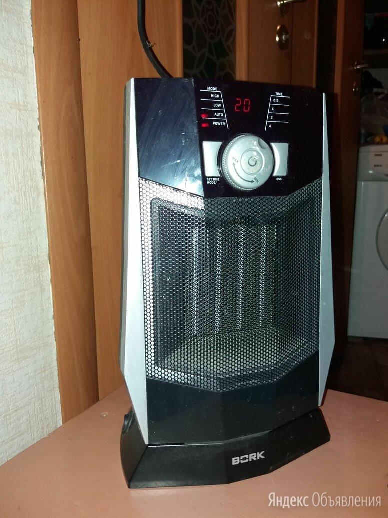 Тепловентилятор борк вертикальный напольный О502 по цене 2200₽ - Обогреватели, фото 0