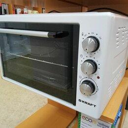 Мини-печи, ростеры - Мини печь Kraft kf-mo 3801w новая, 0