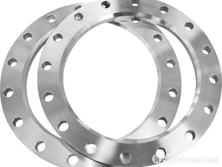 Фланец 350/355 pn 10 стальной под втулку ПЭ по цене 4301₽ - Водопроводные трубы и фитинги, фото 0