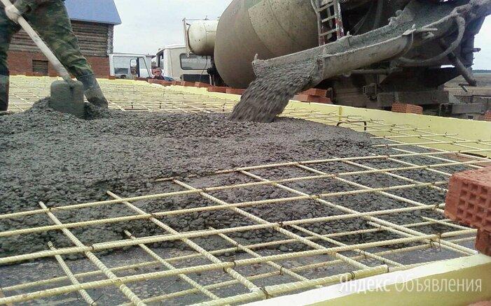 Товарный бетон с доставкой по цене 3900₽ - Строительные смеси и сыпучие материалы, фото 0