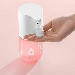 Мыльницы, стаканы и дозаторы - Дозатор для жидкого мыла xiaomi mijia automatic foam detergent set mjjj01xw, 0