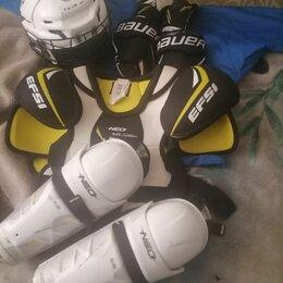 Защита и экипировка - Хоккейная экипировка детская набор, 0