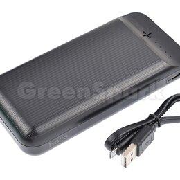 Универсальные внешние аккумуляторы - Портативное зарядное устройство (Power Bank) HOCO J52A New joy 20000mAh (черный), 0